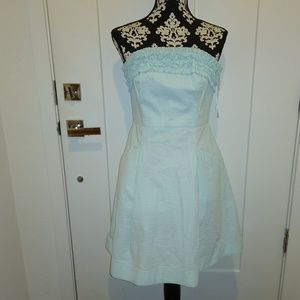 Lily Pulitzer Strapless Dress size 2